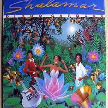 Shalamar - Disco Gardens 1978 NM+ Vinyl LP PROMO Solar ...