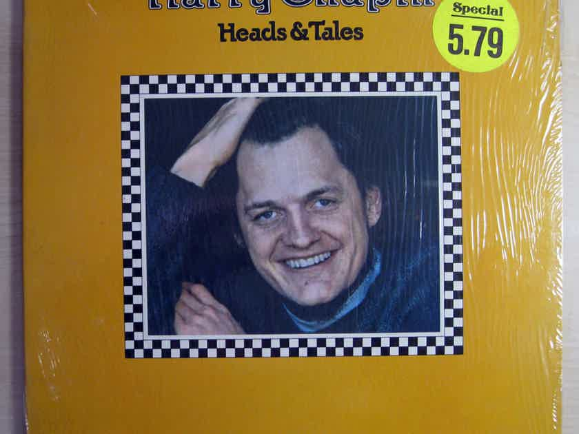 Harry Chapin - Heads & Tales - SEALED REISSUE Elektra EKS-75023