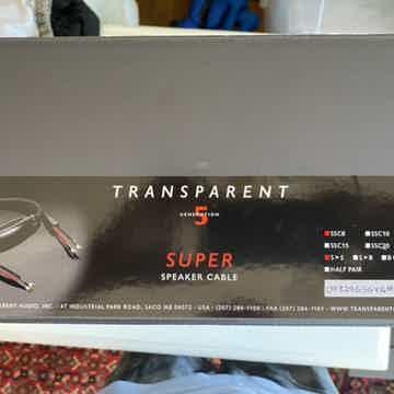 Transparent Audio Generation 5 super
