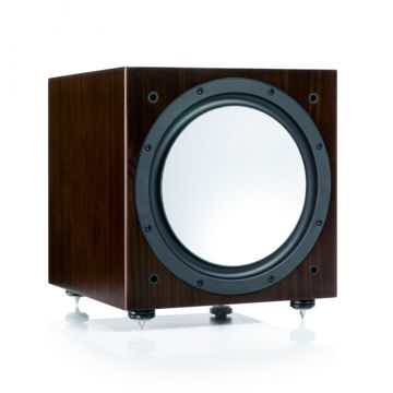 Silver W12 Subwoofer