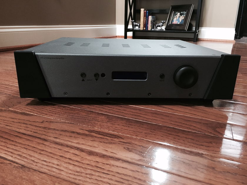 Wyred 4 Sound STI-1000 -v2 Integrated Amplifier Warranty + With Upgrades (460 WPC into 8 ohms)