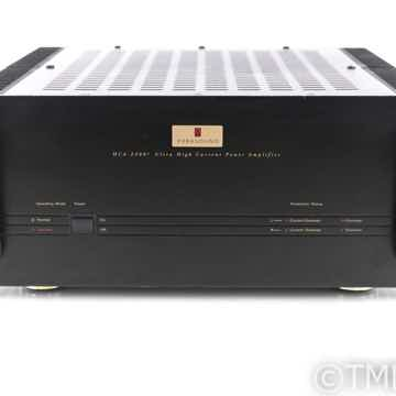 Parasound HCA-2200 MkII Stereo Power Amplifier