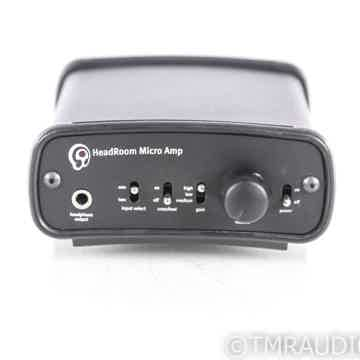 HeadRoom Micro Amp Headphone Amplifier