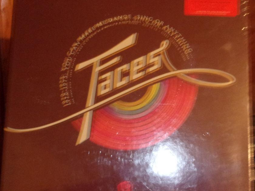 Faces - 1970-1975: You Can Make Me Dance, Sing Or Anything 5 LP 180 Gram Vinyl Box set