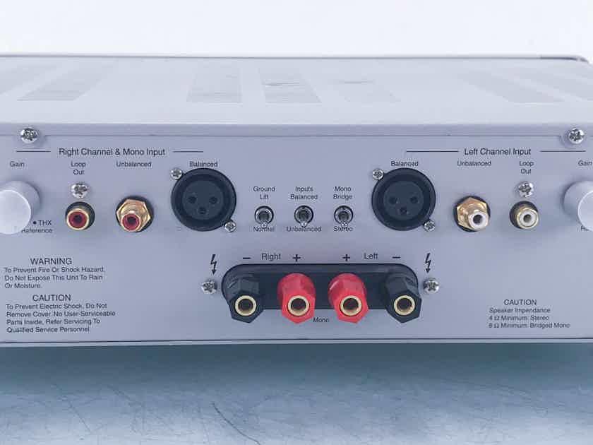 Parasound A23 Stereo Power Amplifier; A23(11222)