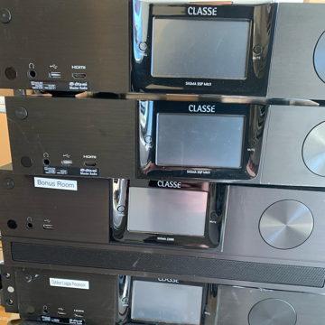 Classe Audio Sigma SSP MKII