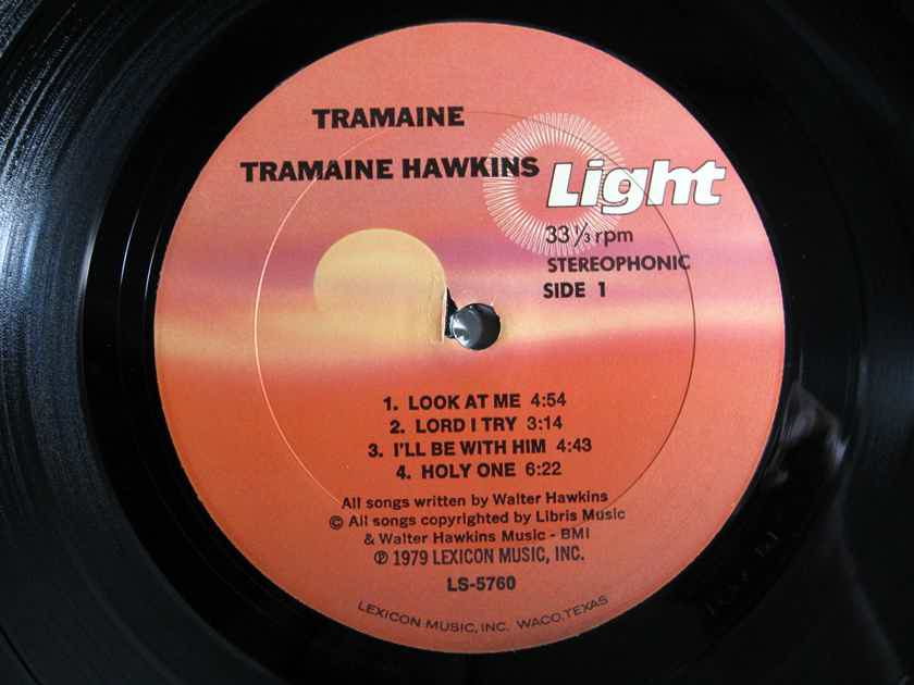 Tramaine Hawkins - Tramaine - 1979 Light Records LS-5760