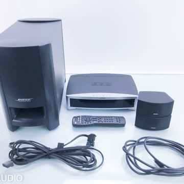 PS3-2-1 III Powered Speaker System
