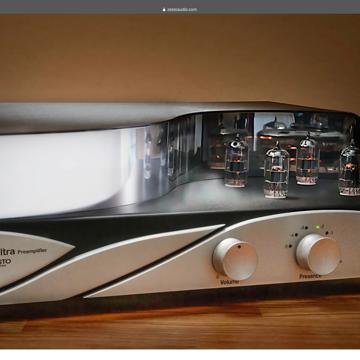 Zesto Audio Leto Ultra Pre-Amp BRAND NEW