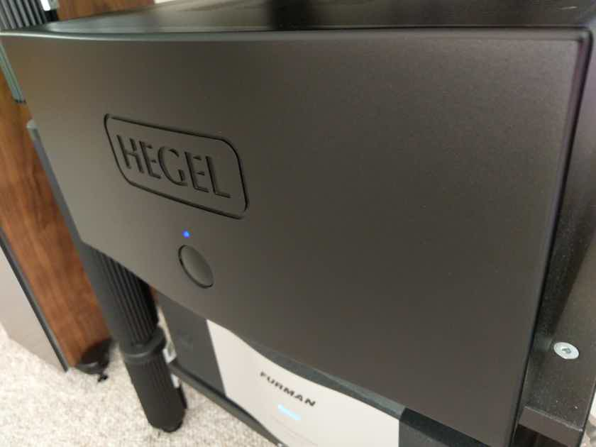 Hegel H30 Black with factory packing as new!