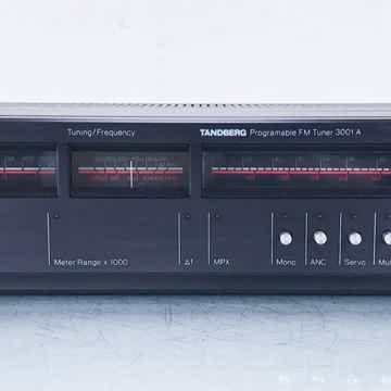 3001A Stereo FM Tuner