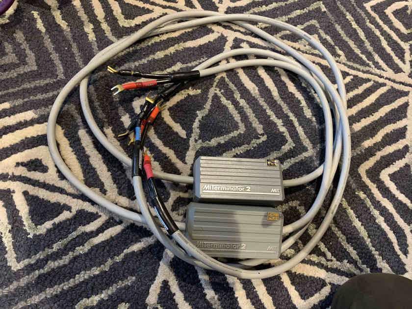 MIT Terminator 2 Speaker Cable (8ft)