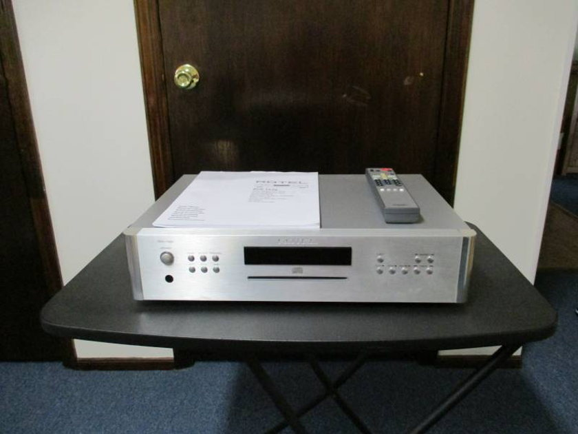 Rotel RCD-1520 CD Player (slot loading)