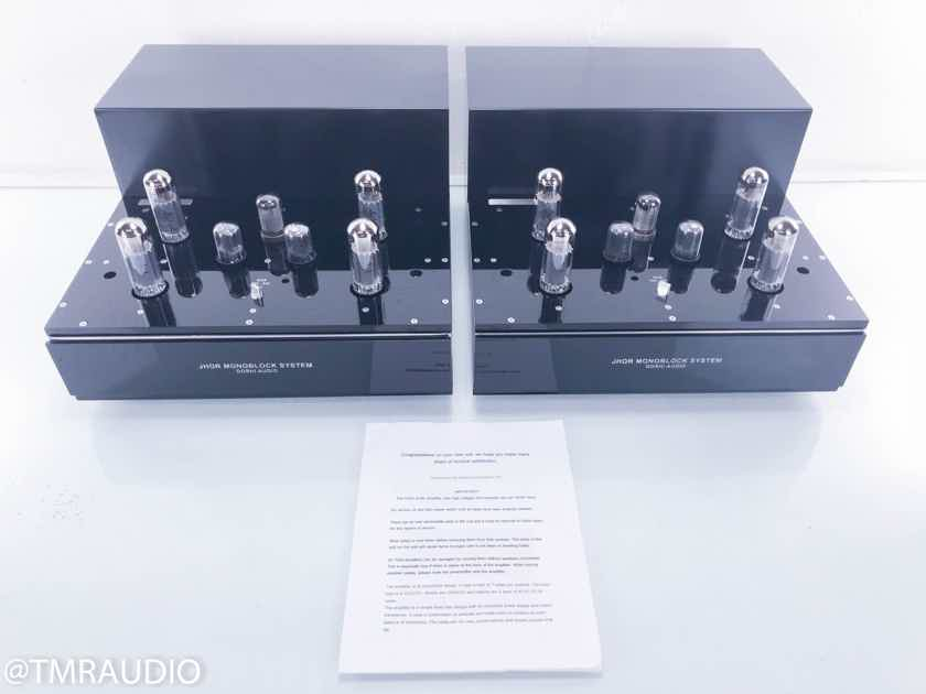 Doshi Audio JHor Monoblock Tube Power Amplifier Pair; Low-Hour Tubes (12999)