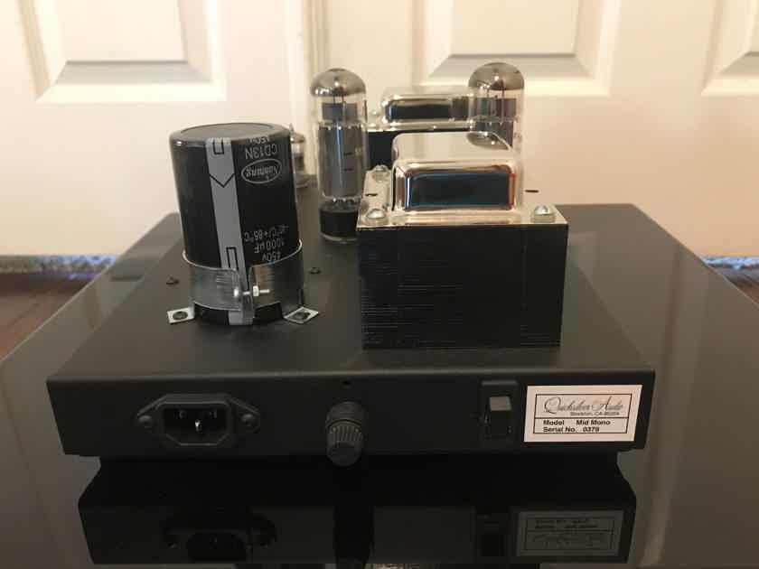 Quicksilver Mid Mono Amplifiers