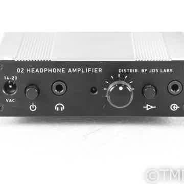 Objective2+ODAC Rev B Headphone Amplifier / DAC
