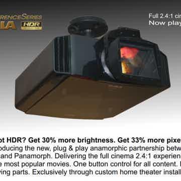 JVC JVC Dla-NX9 8K projector with Panamorph DCR lens SALE