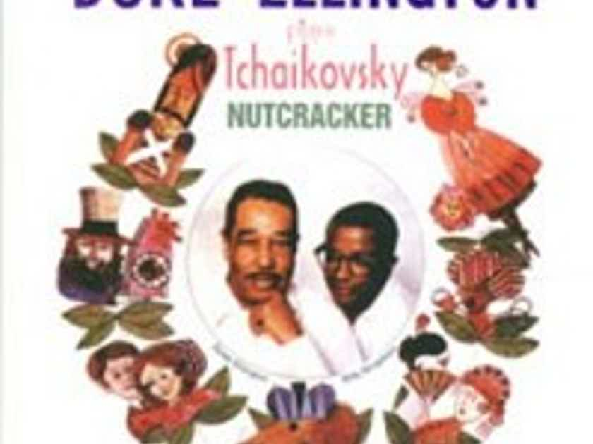 Duke Ellington and His Orchestra The Nutcracker Suite(Pure Pleasure Records)