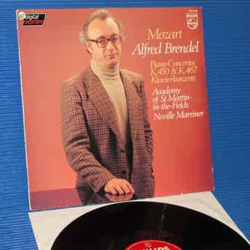 """MOZART / Brendel  - """"Piano Concertos 15 & 21"""" -  Philip..."""