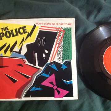 The Police - Don't Stand So Close To Me/A Sermon A & M ...