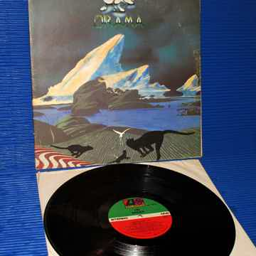 "YES   - ""Drama"" - Atlantic 1980 (no B/C) 1st Pressing w..."