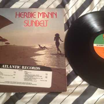 Herbie Mann Sunbelt Promo With DJ Timing Strip Atlantic...