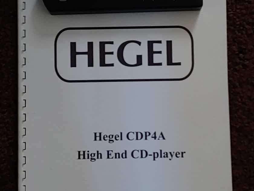 Hegel CD-4PA MK 2