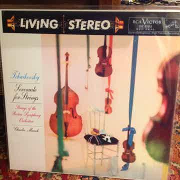 Tchaikovsky - Serenade for Strings Charles Munch Boston Symphony