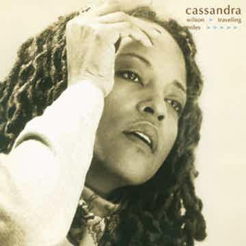 Cassandra Wilson  Traveling Miles 2 LPs