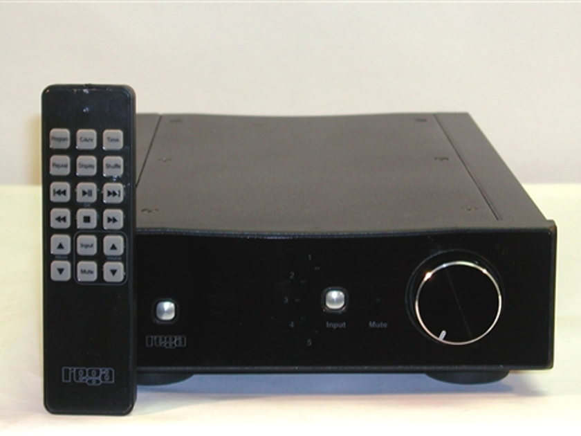 Rega  Brio R  integrated amp with phono as new