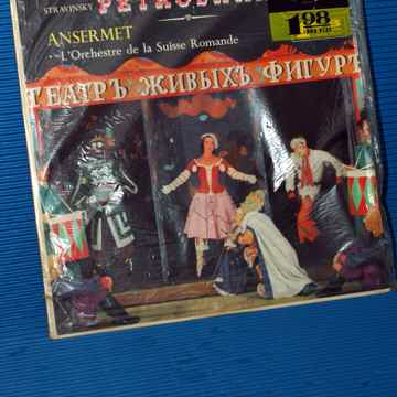 "STRAVINSKY / Ansermet   - ""Petrushka"" -  Richmond / Lon..."