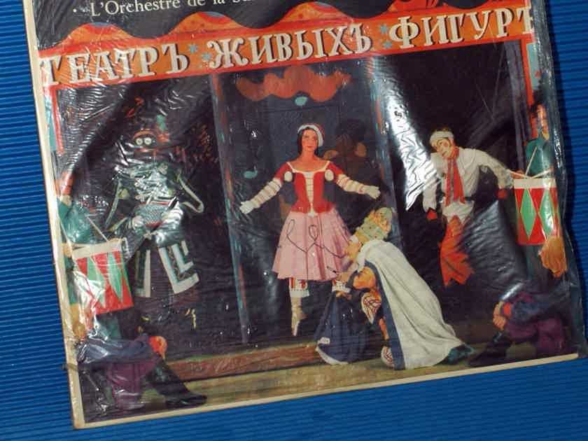 "STRAVINSKY / Ansermet   - ""Petrushka"" -  Richmond / London 1950""s Mono SEALED!"