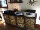 Last of its kind AV cabinet...