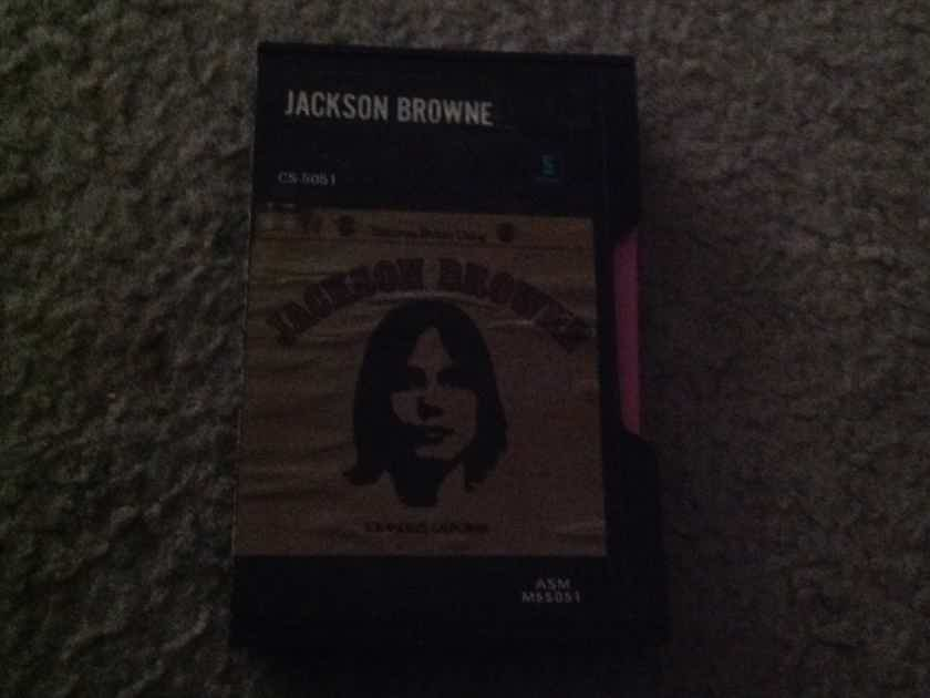 Jackson Browne - Saturate Before Using Asylum Records Pre Recorded Cassette