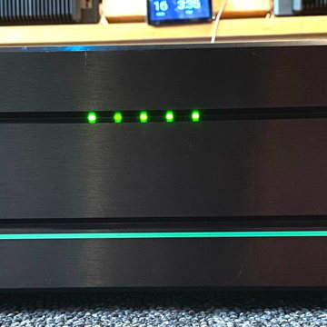 Lexicon NT-512 uses Bryston Amp Modules: