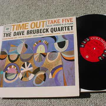 time out Columbia CL 1397 JAZZ