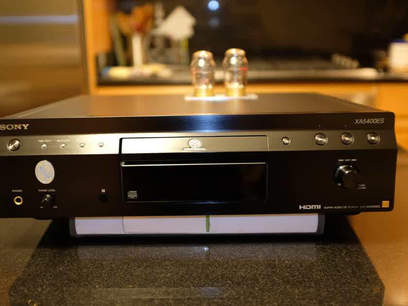 Sony/ModWright XA5400ES SACD Player