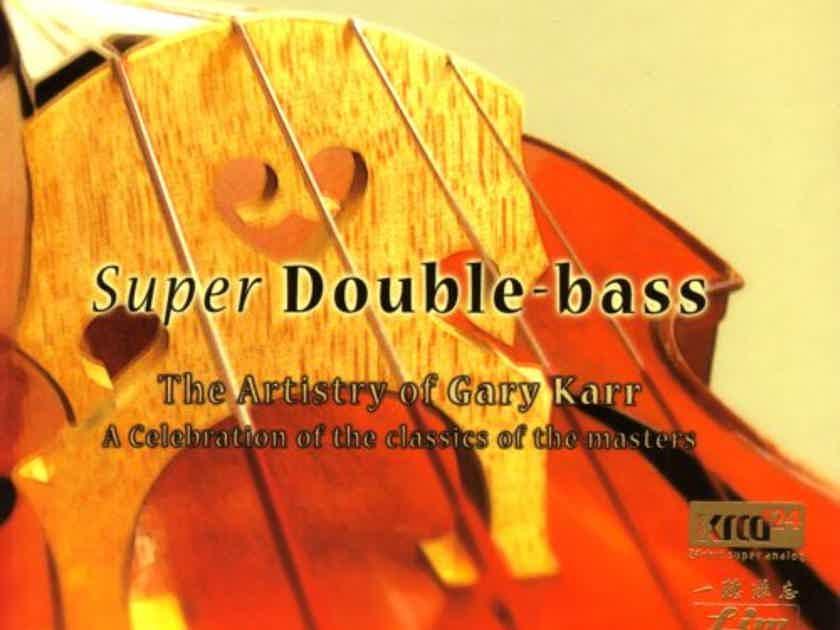 Gary Karr Super Double-Bass, The Artistry of Gary Karr