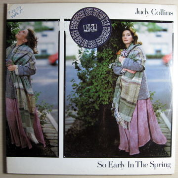 Judy Collins So Early In The Spring, The First