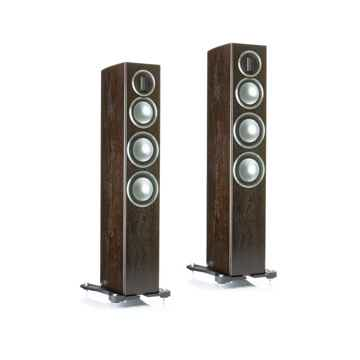 Monitor Audio GOLD 200 Floorstanding Speakers (4G - Dis...