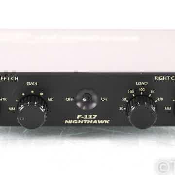 F-117 The Nighthawk MM / MC Phono Preamplifier