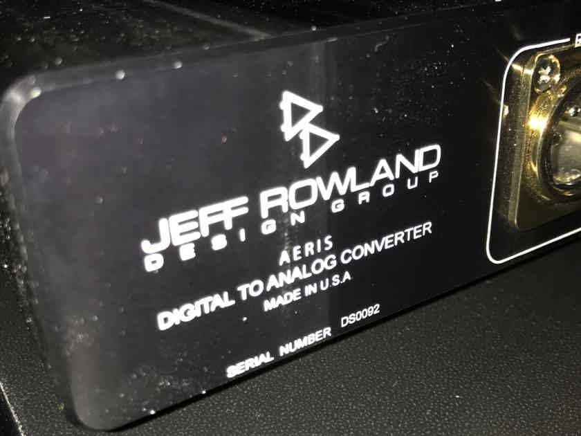 Jeff Rowland aeris complete