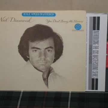 Neil Diamond  You Don't Bring - Me Flowers    Half Spee...