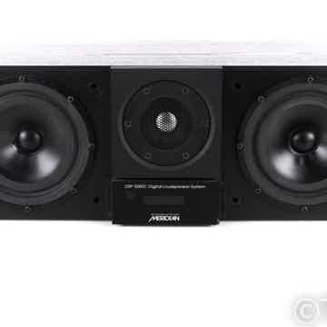 Meridian DSP5000C Digital Powered Center Channel Speaker