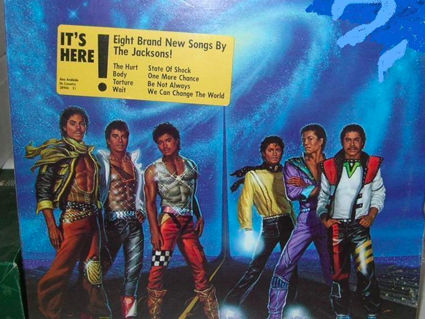 The Jacksons Victory  - 1984 Sealed