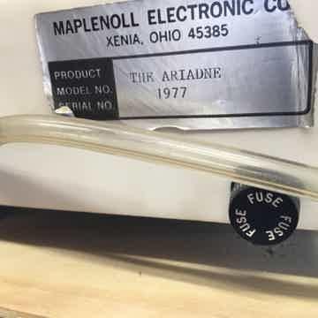 Maplenoll Ariadne Reference