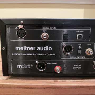 Meitner Audio MA-2