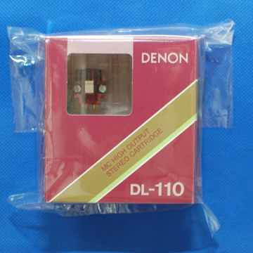 DL-110 High Output MC Cartridge