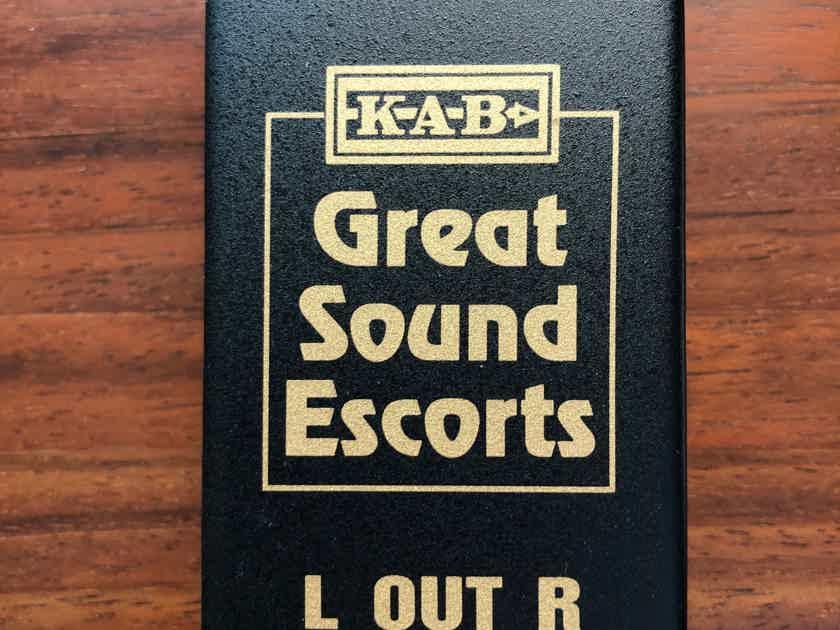 KAB Electro-Acoustics PreConLP
