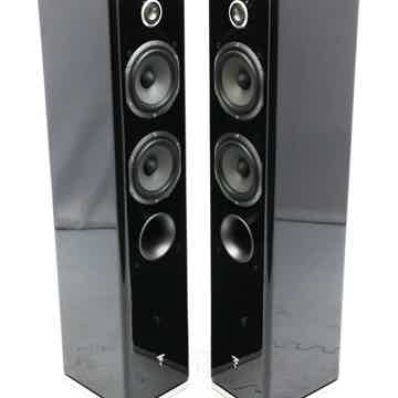 Easya Wireless Powered Floorstanding Speakers